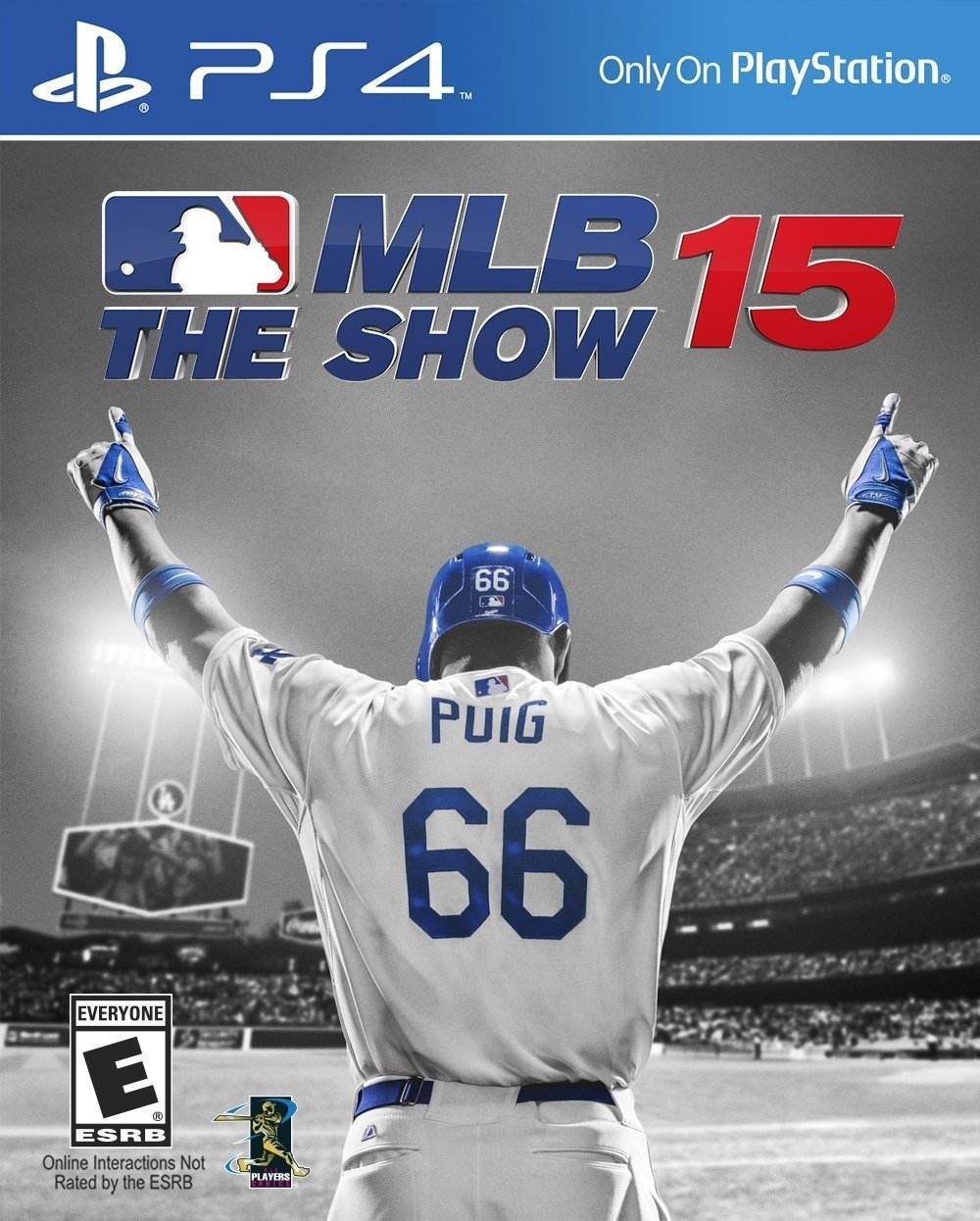 MLB 15 The Show (PS4)